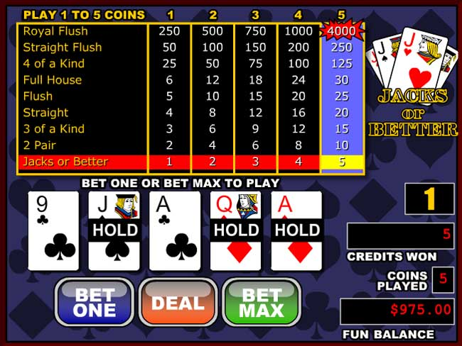 Soda Poker Gratuit